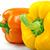 peperoni · giallo · arancione · bianco · alimentare - foto d'archivio © chrisdorney