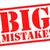 erreur · tampon · erreur · faute - photo stock © chrisdorney