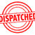 dispatched rubber stamp stock photo © chrisdorney