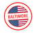 USA · Maryland · zászló · fehér · 3d · illusztráció · textúra - stock fotó © chrisdorney