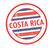 Коста-Рика · Гранж · флаг · старые · Vintage · гранж · текстур - Сток-фото © chrisdorney