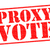 proxy vote stock photo © chrisdorney