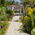 the walled garden in brockwell park brixton stock photo © chrisdorney