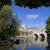 köprü · banyo · İngiltere · gökyüzü · çiçek · ağaç - stok fotoğraf © chrisdorney