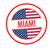 Miami · zászló · város · Florida · Egyesült · Államok · Amerika - stock fotó © chrisdorney