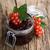 groselha · fruto · colheita · orgânico - foto stock © chrisjung