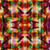 seamless pattern hippie abstract tie dye rorschach stock photo © cienpies
