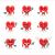 saint · valentin · concepts · quatre · affiche · design - photo stock © cienpies
