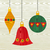 Christmas wooden decorations stock photo © cienpies