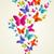 insect · verjaardag · sjabloon · illustratie · partij · gelukkig - stockfoto © cienpies