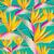 retro · bloempatroon · trillend · kleuren · voorjaar - stockfoto © cienpies