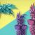 красочный · счастливым · ананаса · фрукты · Солнцезащитные · очки - Сток-фото © cienpies