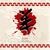 ano · novo · chinês · projeto · ano · cabra · celebração · vermelho - foto stock © cienpies