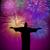 estátua · Brasil · relâmpago · salvador · azul · tempestade - foto stock © cienpies