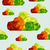 őszi · szezon · háromszög · végtelen · minta · eps10 · akta · absztrakt - stock fotó © cienpies