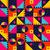 kleurrijk · puzzel · naadloos · apart · stukken · illustratie - stockfoto © cienpies