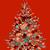 diversity christmas tree hands stock photo © cienpies