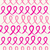 breast cancer awareness pink ribbons seamless pattern eps10 file stock photo © cienpies