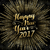 happy new year 2017 gold holiday background stock photo © cienpies