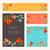 establecer · colorido · flor · tarjeta · de · felicitación · primavera · amor - foto stock © cienpies