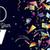 nouvelle · année · feux · d'artifice · confettis · ciel · heureux · résumé - photo stock © cienpies