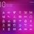 travel outline icons set stock photo © cienpies