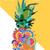 tropikal · yaz · daire · palmiye · ağaçları · ağaç - stok fotoğraf © cienpies