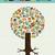 volver · a · la · escuela · árbol · educación · iconos · vector · papel - foto stock © cienpies
