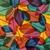 klasszikus · őszi · levelek · végtelen · minta · eps10 · akta · kézzel · rajzolt - stock fotó © cienpies