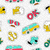 végtelen · minta · képregény · stílus · pop · art · idézetek · vektor - stock fotó © cienpies