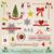 klasszikus · karácsony · elemek · szett · új · év · vásár - stock fotó © cienpies