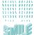 isometric 3d type font set stock photo © cienpies