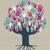 diversidad · humanos · árbol · manos · global · hombre - foto stock © cienpies