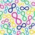 レトロスタイル · 無限大記号 · 無限 · シンボル · デザイン · スペース - ストックフォト © cienpies