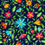 flower seamless pattern spring color background stock photo © cienpies