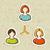 pessoas · conexão · rede · teia · marketing - foto stock © cienpies