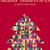 retro mosaic christmas pine tree stock photo © cienpies
