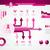 cancer · du · sein · conscience · infographie · modèle · eps10 · fichier - photo stock © cienpies