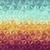 ヴィンテージ · ヒップスター · 幾何学模様 · カラフル · レトロな · 三角形 - ストックフォト © cienpies