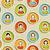 redes · sociais · usuários · pessoas · padrão · diversidade · usuário - foto stock © cienpies