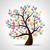 różnorodności · social · media · strony · drzewo · sieci - zdjęcia stock © cienpies