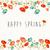 boldog · tavaszi · virág · kert · aranyos · virágoskert · virágok - stock fotó © cienpies