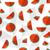 melancia · comida · pintar · fruto - foto stock © cienpies