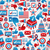 usa elections icons pattern stock photo © cienpies