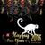chinese new year 2016 firework silhouette night stock photo © cienpies