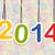 colorido · 2014 · ano · novo · feliz · ano · novo · estilo · feliz - foto stock © cienpies