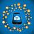 ソーシャルメディア · 携帯電話 · 通信 · 社会 · チーム · 接続 - ストックフォト © cienpies
