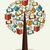 connaissances · éducation · arbre · livres · apprendre - photo stock © cienpies