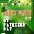 st patricks day party poster illustration stock photo © cienpies