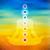 chakra · iconen · heilig · geometrie · ontwerp · zen - stockfoto © cienpies
